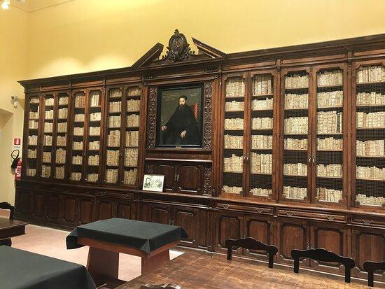 Biblioteca Civica Aprosiana