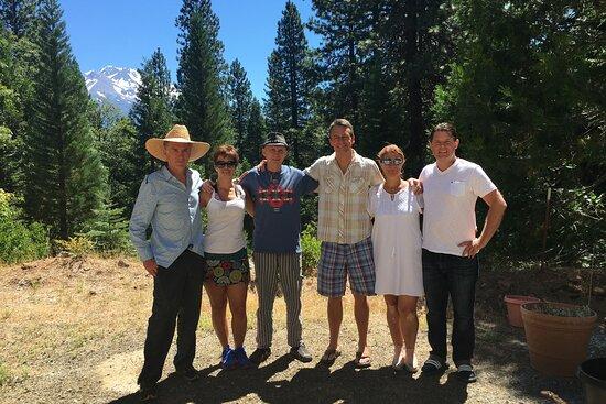 Sacred Valley Spiritual Retreat - Mt Shasta