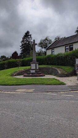 Drymen, UK: Drymen War Memorial