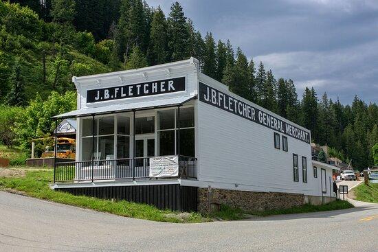 J.B. Fletcher Store Museum