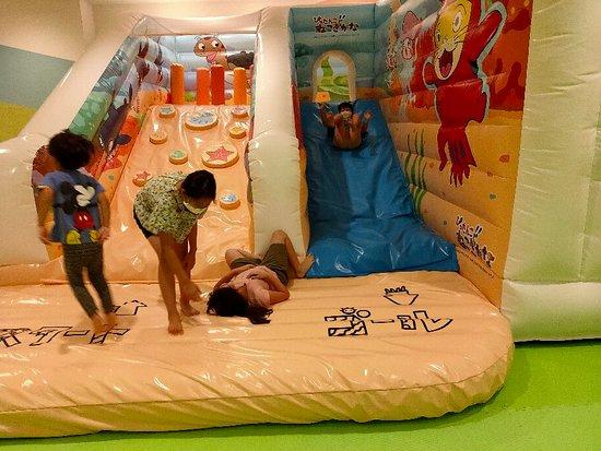 Froebel-Kan Kinder Platz