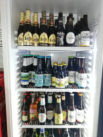 Tenemos Variedad De Cervezas Nacionales Y De Importación Picture Of Kafe Milano Tarragona Tripadvisor