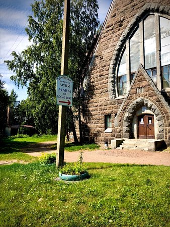 Primorsk, Ρωσία: Кирха Святой Марии Магдалины