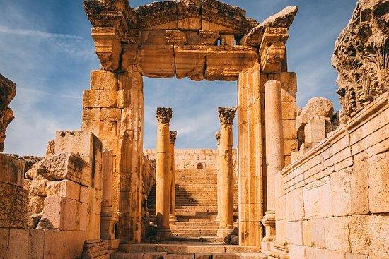 Privat tur till Jerash och Ajloun från ...