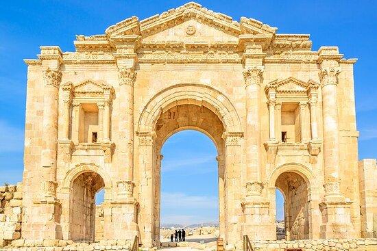 Privat nordtur till Jerash och Ajloun ...