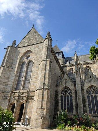 Eglise Saint-Malo de Dinan
