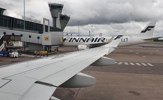 Finnair: Helsinki-Vantaa