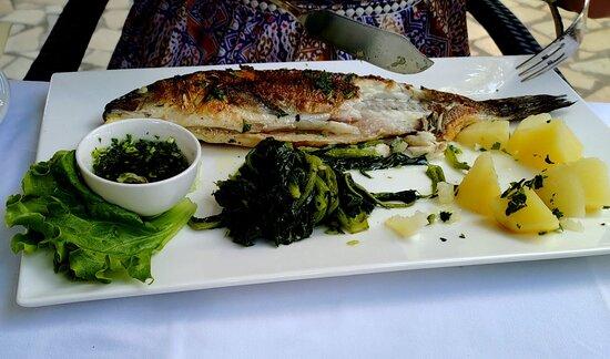 Lovrecica, Hrvatska: Very good restaurant.