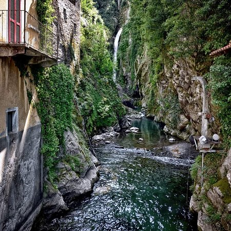 Nesso, Taliansko: Fresh place