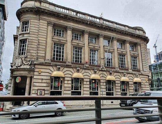 Former Midland Bank Building