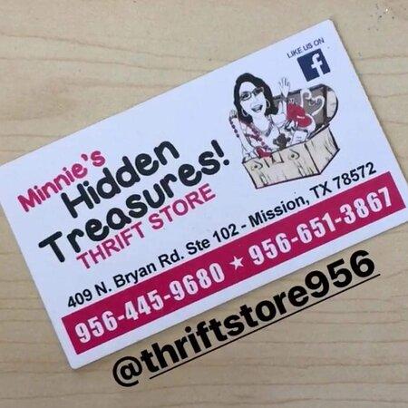 Minnie's Hidden Treasures