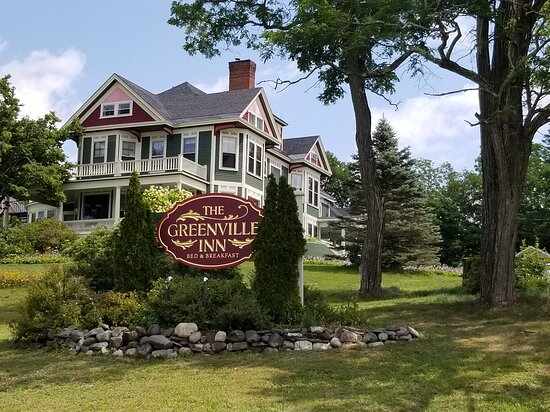 Greenville Inn at Moosehead Lake
