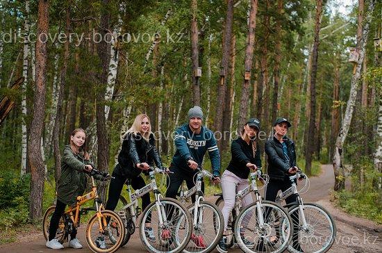 Katarkol, Kazakhstan: Велосипеды