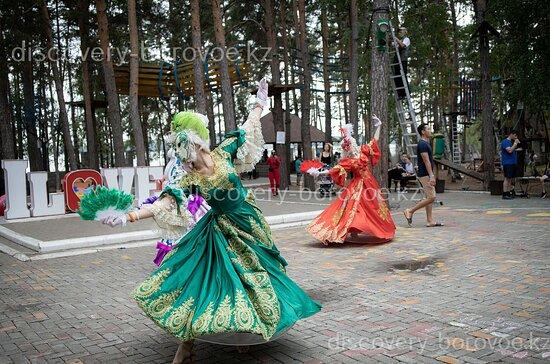 Katarkol, Kazakhstan: Развлечения на территории