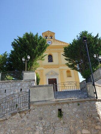 Grumento Nova, Italie: Chiesa Madre di Sant'Antonio