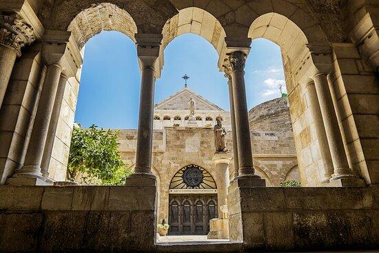 Tour de Belén, Jericó y el río Jordán...