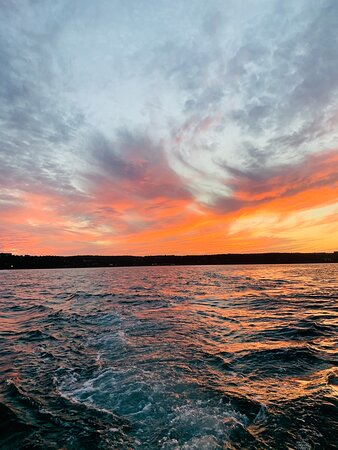 Sea-Doo Tours: Sunset on Halifax Harbour