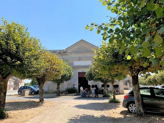 Temple Protestant De L'eglise Unie De France