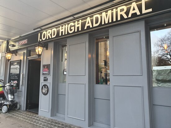 Lord High Admiral