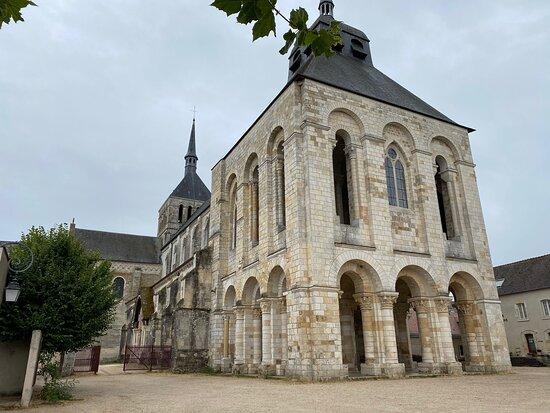 Bilde fra Saint-Benoit-sur-Loire