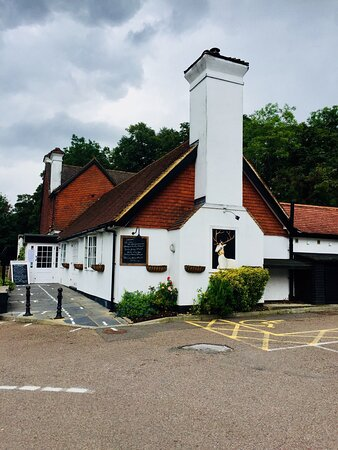 Chipstead, UK: The White Hart