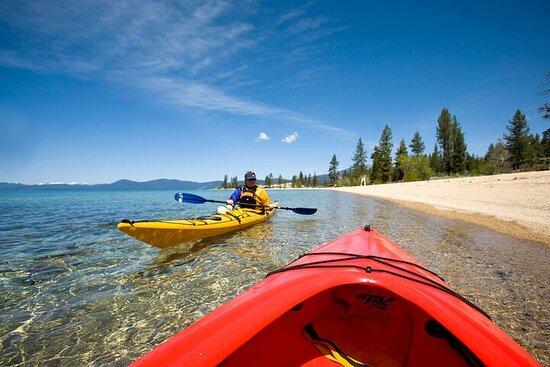 Tahoe City 3-Hour Single Kayak Rental