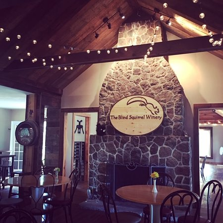 The Blind Squirrel Winery