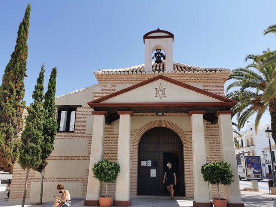 Ermita Ntra. Sra. De Las Angustias.