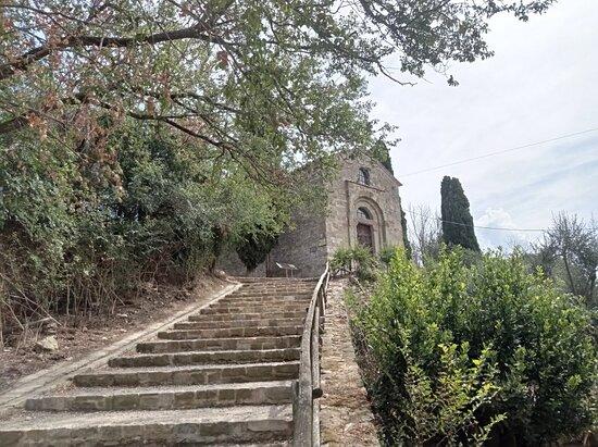 Isola Maggiore, Itália: Chiesa di San Salvatore
