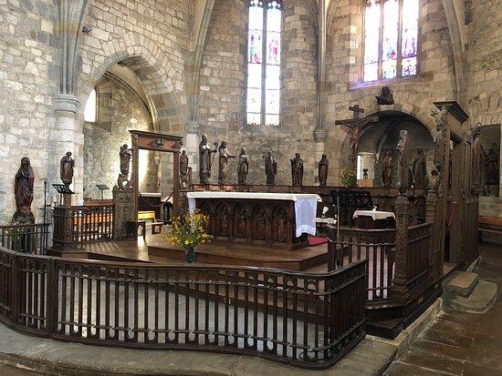 Eglise Saint-Césaire