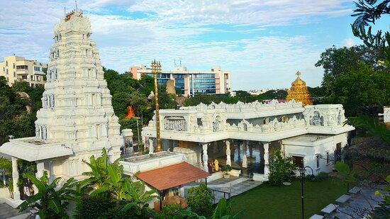 Hare Krishna Golden Temple