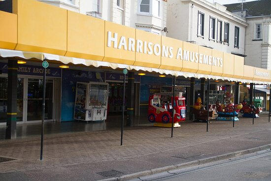 Harrison's Amusements