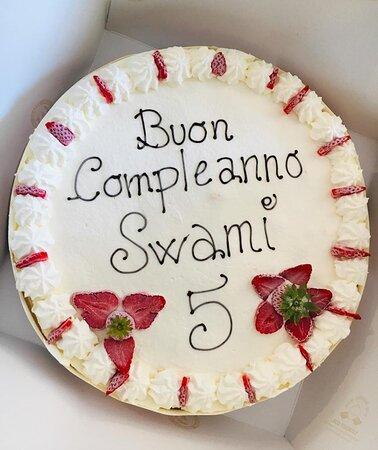 Per le vostre occasioni su prenotazione le nostre torte