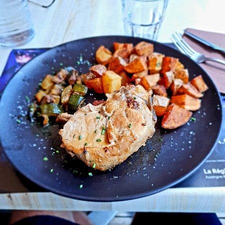 L'Apreski : un bon resto pour le midi !