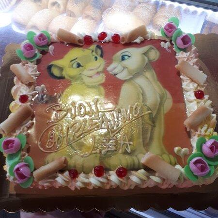 La nostra vetrina per le torte