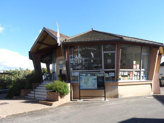 Verdun-sur-le-Doubs, Francia: Office de Tourisme Saône Doubs Bresse