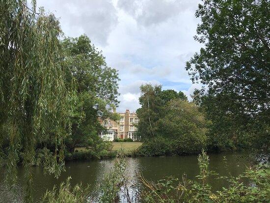 Lamorbey Park