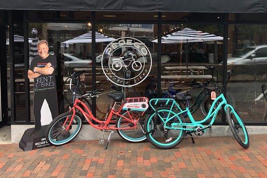 Pedego Electric Bikes Portsmouth