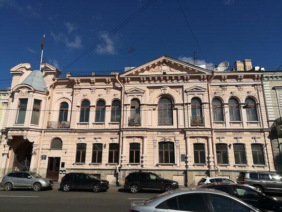 Mansion  of G.P. Mitusov - Mansion of E.F. Junkers