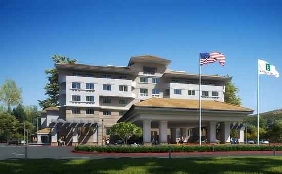 Embassy Suites by Hilton Hotel San Rafael - Marin County