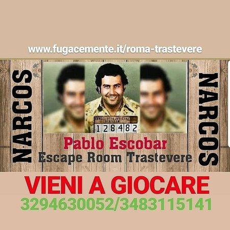 Fugacemente - Escape Room Trastevere