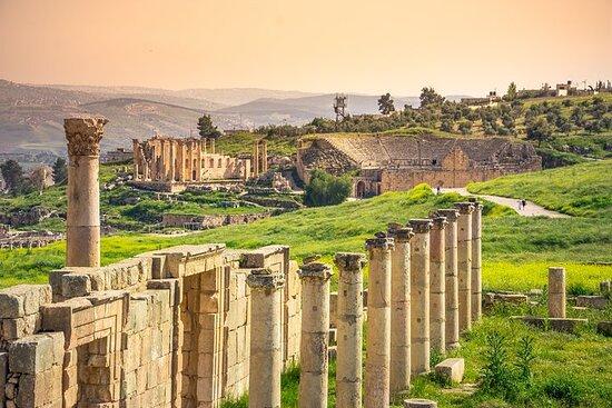Jordan Pass Tour de 7 días Ruinas...