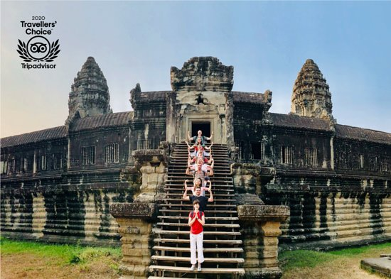 Sightseeing Cambodia