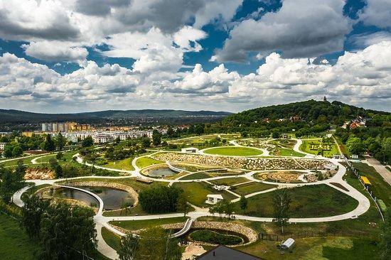 Geopark Kielce – Ogrod Botaniczny