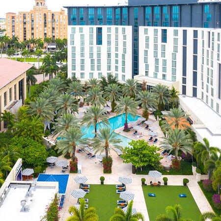 Hilton West Palm Beach, Hotels in West Palm Beach