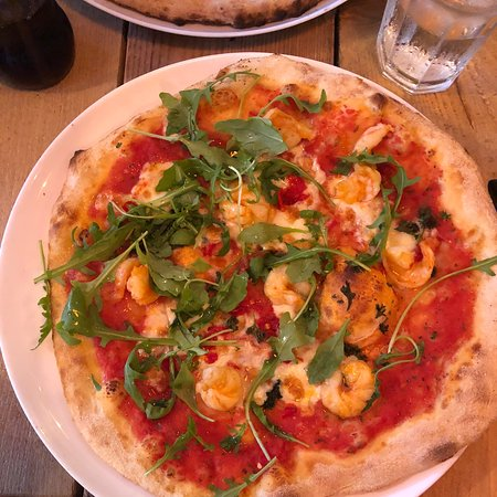 Great pizza, well recommended.