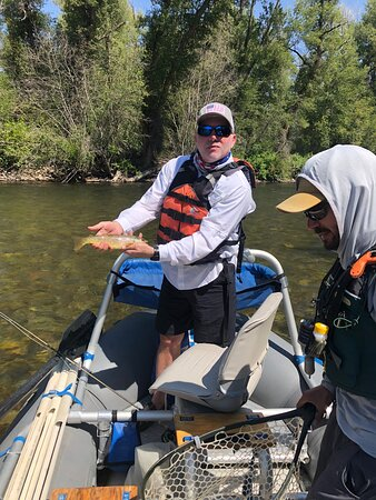 Great place to learn fly fishing!