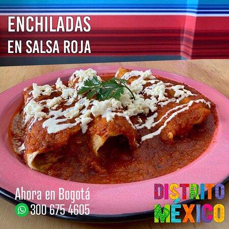 Las enchiladas mas chingonas 🇲🇽