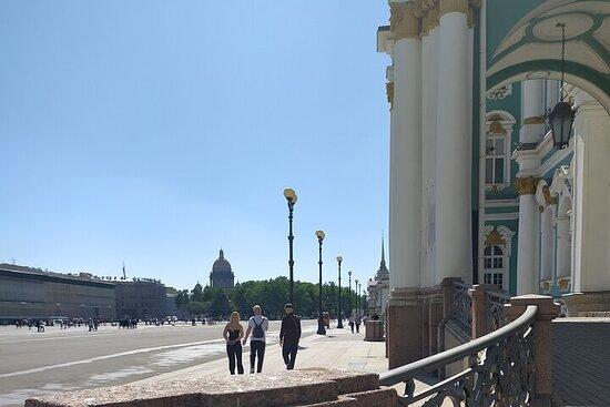 Circuit de 6 jours de Saint-Pétersbourg à Moscou