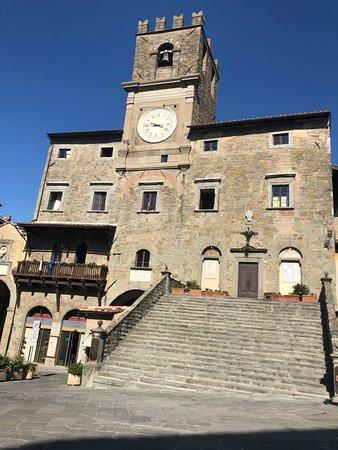 Província de Arezzo, Itália: Cortona